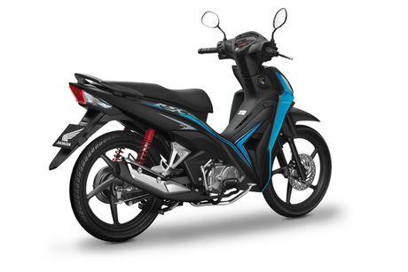 Honda Viet Nam ra mat Wave 110 RSX moi gia 21,5 trieu - Anh 3