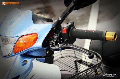 'Xe no' 2 ky Yamaha Z125 do 200 trieu tai Sai Gon - Anh 3