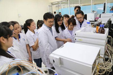 DH Cong nghiep thuc pham TP Ho Chi Minh thong bao tuyen sinh he cao dang thuc hanh dot 2 nam 2016 - Anh 1