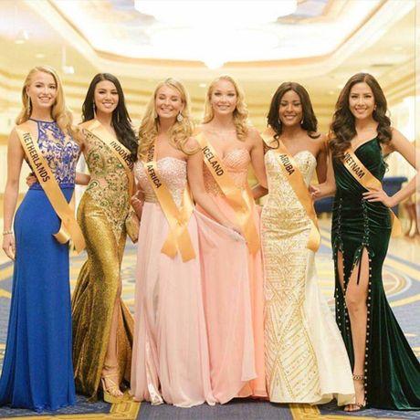 Nguyen Thi Loan se lot top 20 trong Miss Grand International 2016? - Anh 2