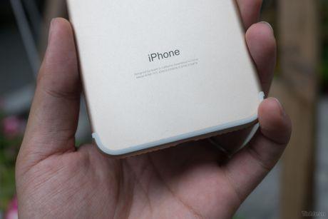 Tren tay iPhone 7 Plus 3 trieu dong: camera kep, nut home cam bien, sac Lightning - Anh 2