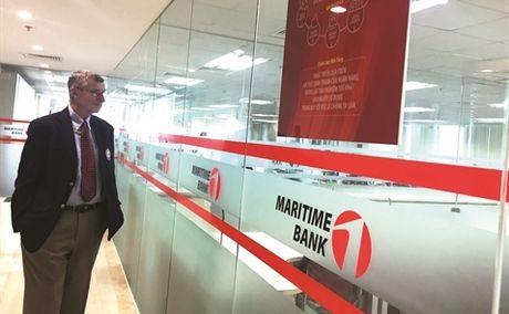 Ai mua co phan Maritime Bank? - Anh 1