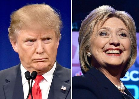 Nhieu bao My pha vo thong le phan doi ong Trump, ung ho ba Clinton - Anh 1
