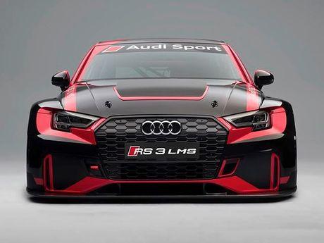 Audi tung phien ban xe dua hieu suat cao cua RS3 - Anh 1