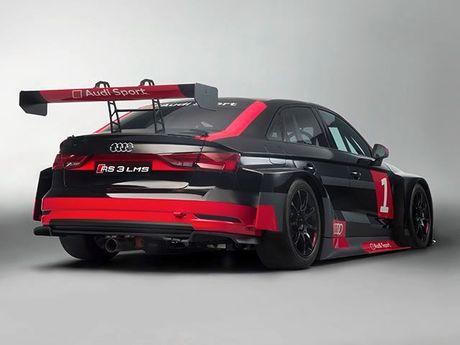 Audi tung phien ban xe dua hieu suat cao cua RS3 - Anh 3