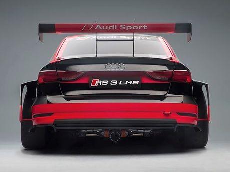 Audi tung phien ban xe dua hieu suat cao cua RS3 - Anh 4