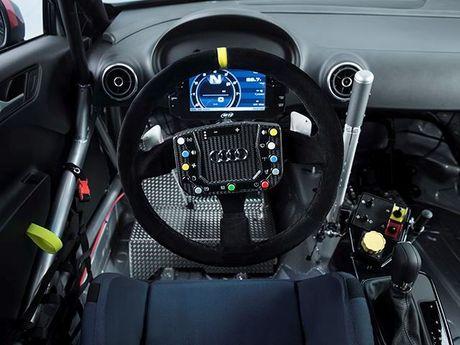 Audi tung phien ban xe dua hieu suat cao cua RS3 - Anh 8