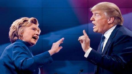 Sau tranh luan lan 2, ba Clinton doi mat voi nhung nguy co moi - Anh 1