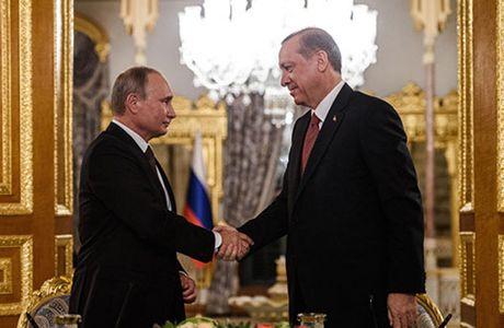 Nga – Tho Nhi Ky chua gap nhau trong van de Syria - Anh 1