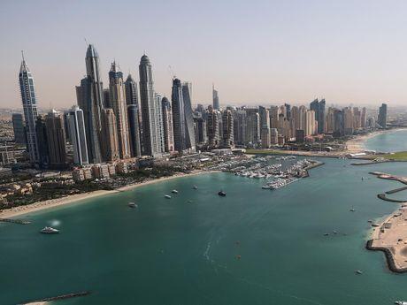 "Dubai xay thap ""vuot mat"" toa nha cao nhat the gioi hien nay - Anh 1"
