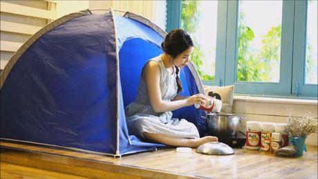 MC Hong Thuy: Giam can nhanh chi sau 4 lan xong hoi bang muoi thao duoc - Anh 1