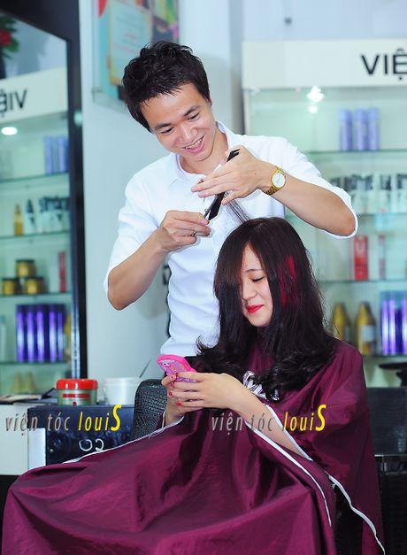 Ong chu chuoi salon toc LOUIS: 'Co the that bai nhung dung bao gio tu bo uoc mo' - Anh 1