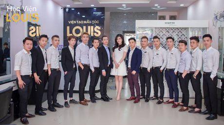 Ong chu chuoi salon toc LOUIS: 'Co the that bai nhung dung bao gio tu bo uoc mo' - Anh 2