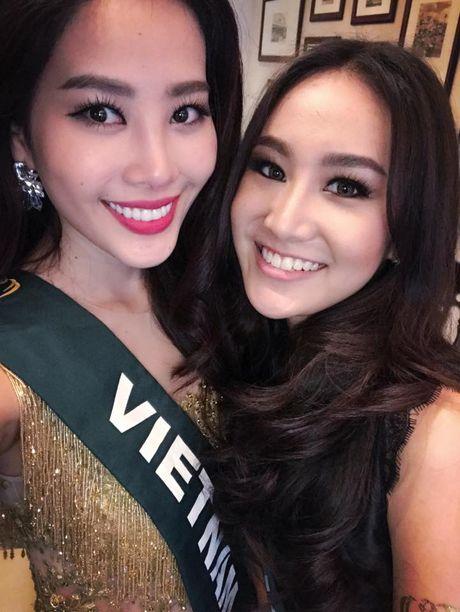 Nam Em rang ro 'do sac' cung dan thi sinh Hoa hau Trai dat 2016 - Anh 3