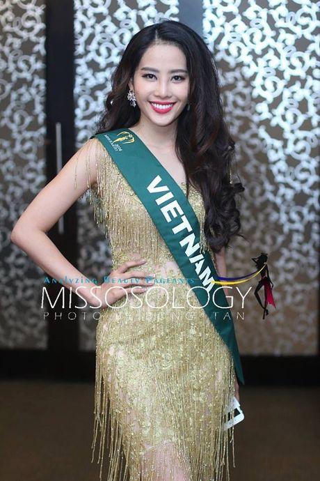 Nam Em rang ro 'do sac' cung dan thi sinh Hoa hau Trai dat 2016 - Anh 4