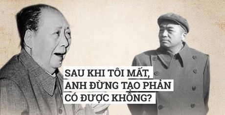 Banh Duc Hoai: Nguyen soai Trung Quoc dau khau voi Mao Trach Dong - Anh 1