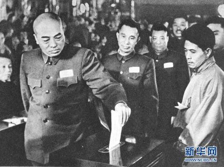 Banh Duc Hoai: Nguyen soai Trung Quoc dau khau voi Mao Trach Dong - Anh 5