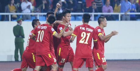 Doi tuyen Viet Nam bat ngo nhan tin khong the vui hon - Anh 1