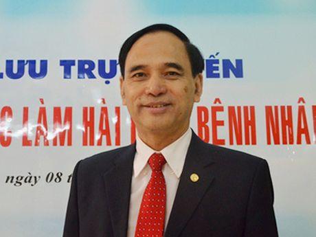 Bo Y te len tieng ve thong tin 'Vu truong di hau dong' - Anh 1