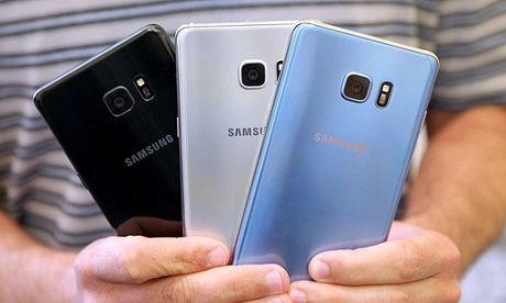 Samsung Viet Nam se ho tro nguoi dung Galaxy Note 7 xach tay - Anh 1