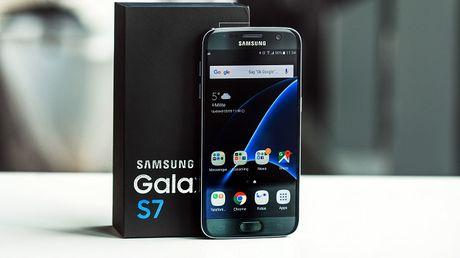 Samsung se day manh san xuat Galaxy S7 de giam lo tu Galaxy Note 7 - Anh 1