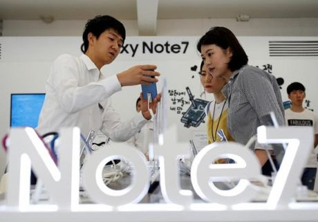 """Con ac mong"" cua Samsung va tac dong toi kinh te Viet Nam - Anh 1"