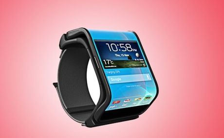 Smartphone tuong lai co the be cong thanh smartwatch? - Anh 1