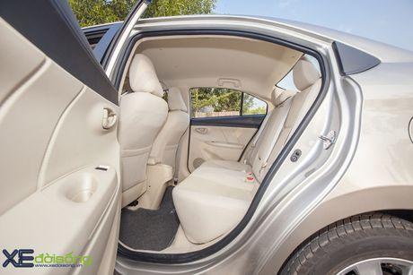 Danh gia Toyota Vios 2016 moi: gai dung cho ngua! - Anh 18