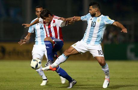 Argentina thua dau tai vong loai World Cup 2018 - Anh 1