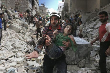 Nga bi to tai khong kich du doi o Aleppo - Anh 1