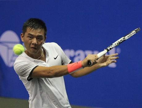 XEM TRUC TIEP vong 2 Vietnam Open: Ly Hoang Nam - Tatsuma Ito TAI DAY - Anh 1