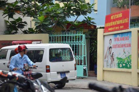 TP.HCM: Phuong Doi truong nghi tu sat bang sung tai tru so - Anh 1