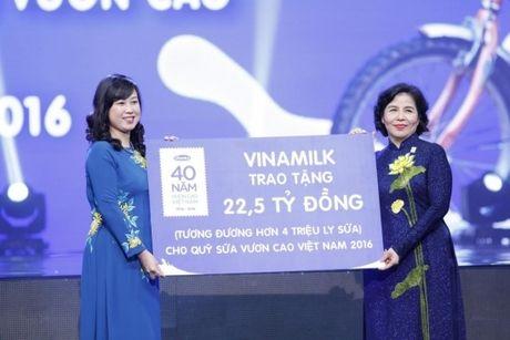 Vinamilk 40 nam nuoi duong uoc mo vuon cao Viet Nam - Anh 5