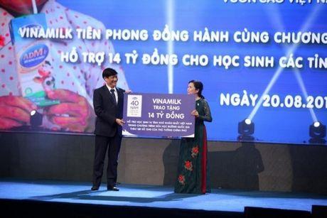 Vinamilk 40 nam nuoi duong uoc mo vuon cao Viet Nam - Anh 6