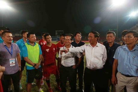Lieu 'doping' 200 ti dong se thay doi bong da Hai Phong? - Anh 1