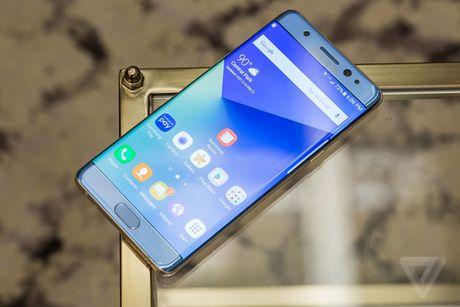 Samsung bao giam 2,3 ty USD loi nhuan vi Note 7 - Anh 1