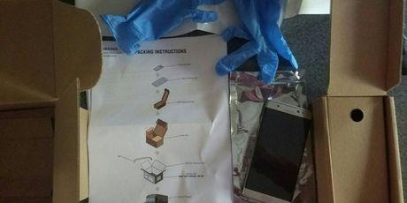 Samsung gui hop chong chay no cho nguoi dung tra lai Galaxy Note7 - Anh 3