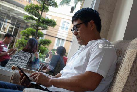 HLV Huu Thang: 'Nhieu luc toi cung nho vo con lam...!' - Anh 1