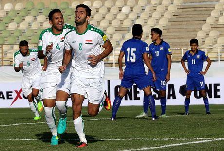 Thai Lan vo dich the do tai vong loai World Cup - Anh 2