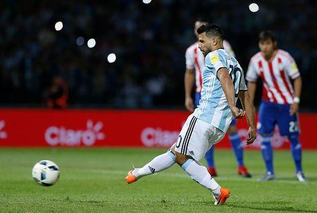Bao Argentina: Aguero len tuyen nho phe canh cua Messi - Anh 2