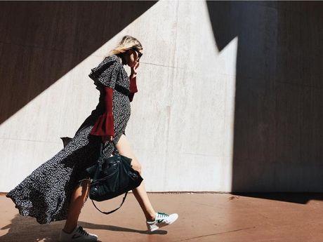 Angela Flink: Ba bau co style chat nhat Instagram - Anh 1