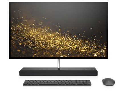 HP Envy AIO 27, may tinh All-in-one chi day 15mm, webcam tu an di khi khong dung - Anh 2