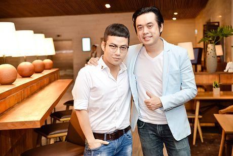 Diem mat nhung nhan vat dung sau show thoi trang hoanh trang cua Chung Thanh Phong - Anh 3