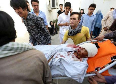 Afghanistan: Tan cong dam mau nham vao nguoi Shiite - Anh 1