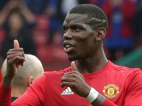 Pogba 'am chi' Mourinho la nguyen nhan khien anh chua 'vao phom'? - Anh 1