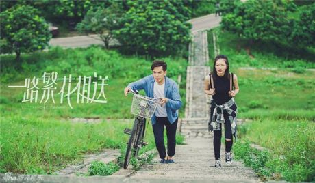 'Ong chu' Chung Han Luong lai don tim fan voi ve dien trai khong tuoi tac - Anh 7