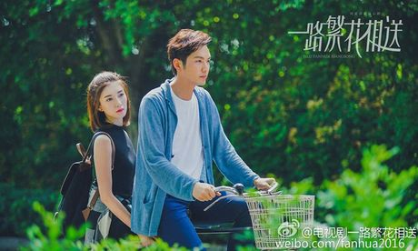 'Ong chu' Chung Han Luong lai don tim fan voi ve dien trai khong tuoi tac - Anh 8
