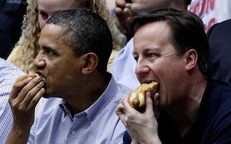Obama va 10 khoanh khac phat cuong vi thuc an khien nguoi ta quen mat ong la tong thong My - Anh 3