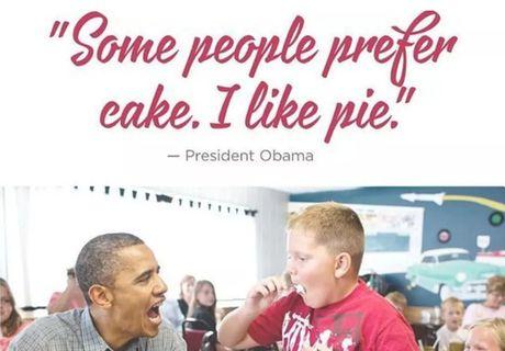 Obama va 10 khoanh khac phat cuong vi thuc an khien nguoi ta quen mat ong la tong thong My - Anh 5