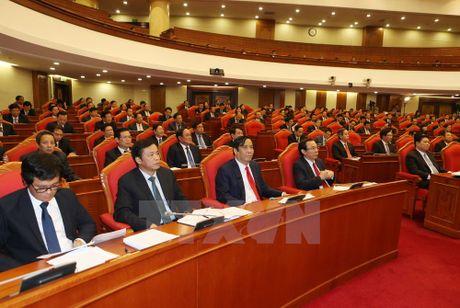 Hoi nghi Ban Chap hanh TW Dang nghe bao cao ve tinh hinh Bien Dong - Anh 1